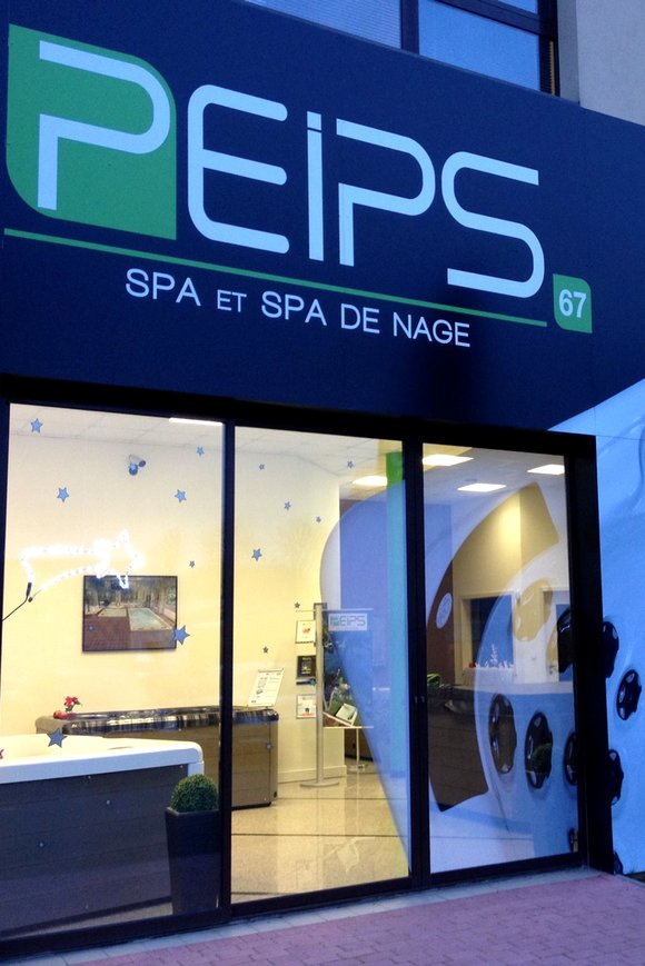 magasin spa jacuzzi peips 67 Strasbourg
